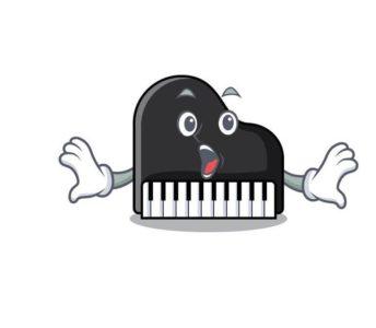פסנתר מצוייר